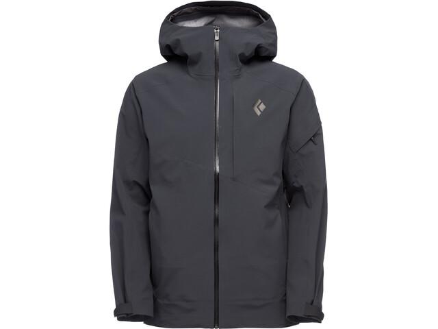Black Diamond Recon Stretch Ski Shell Jacket Men Carbon